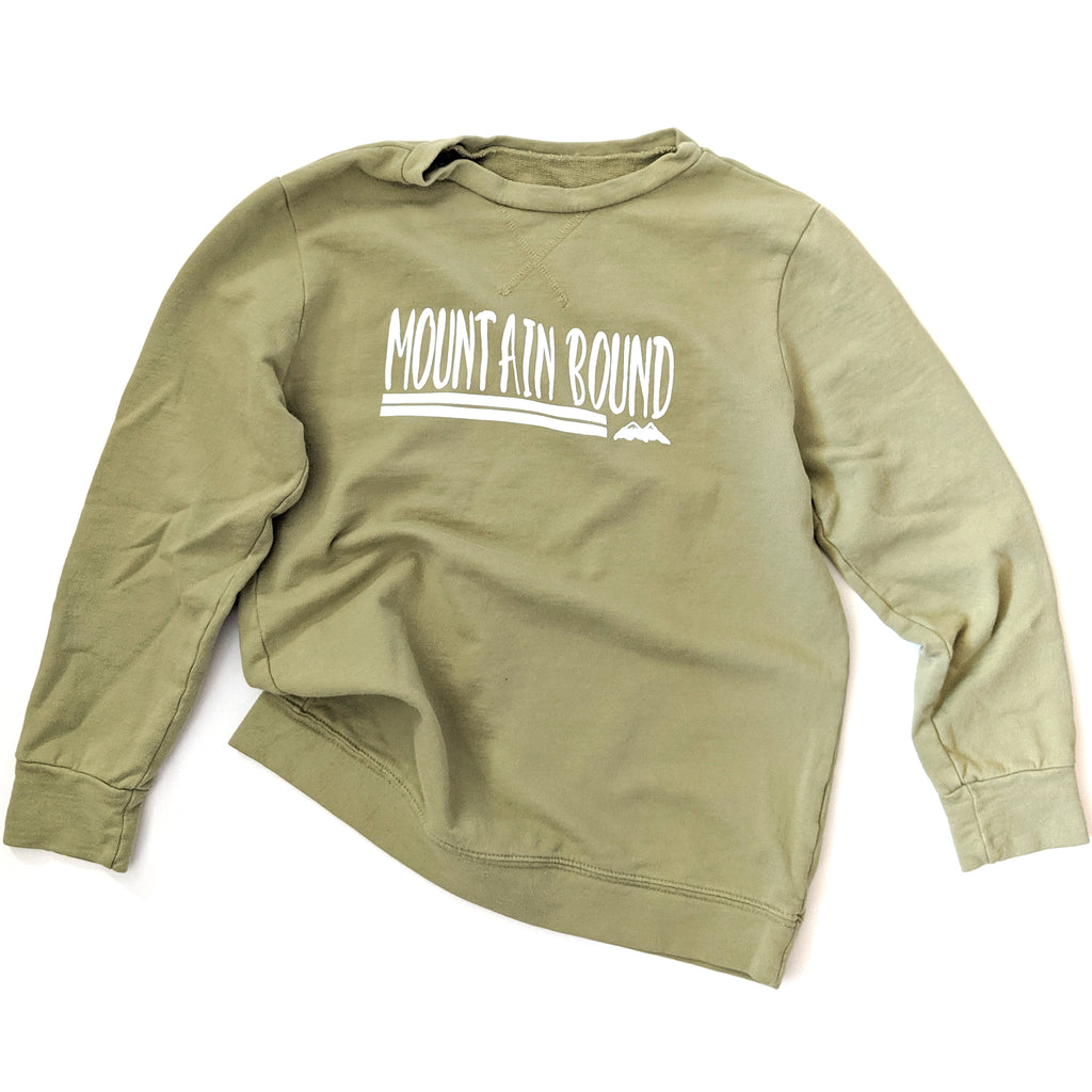 Mountain Bound :: Adult Sweatshirt