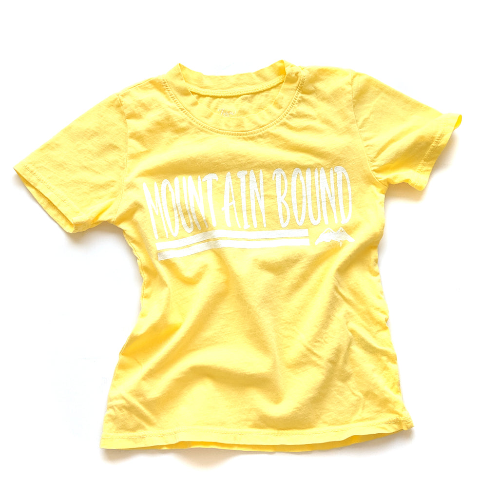 Mountain Bound :: Adult Short Sleeve