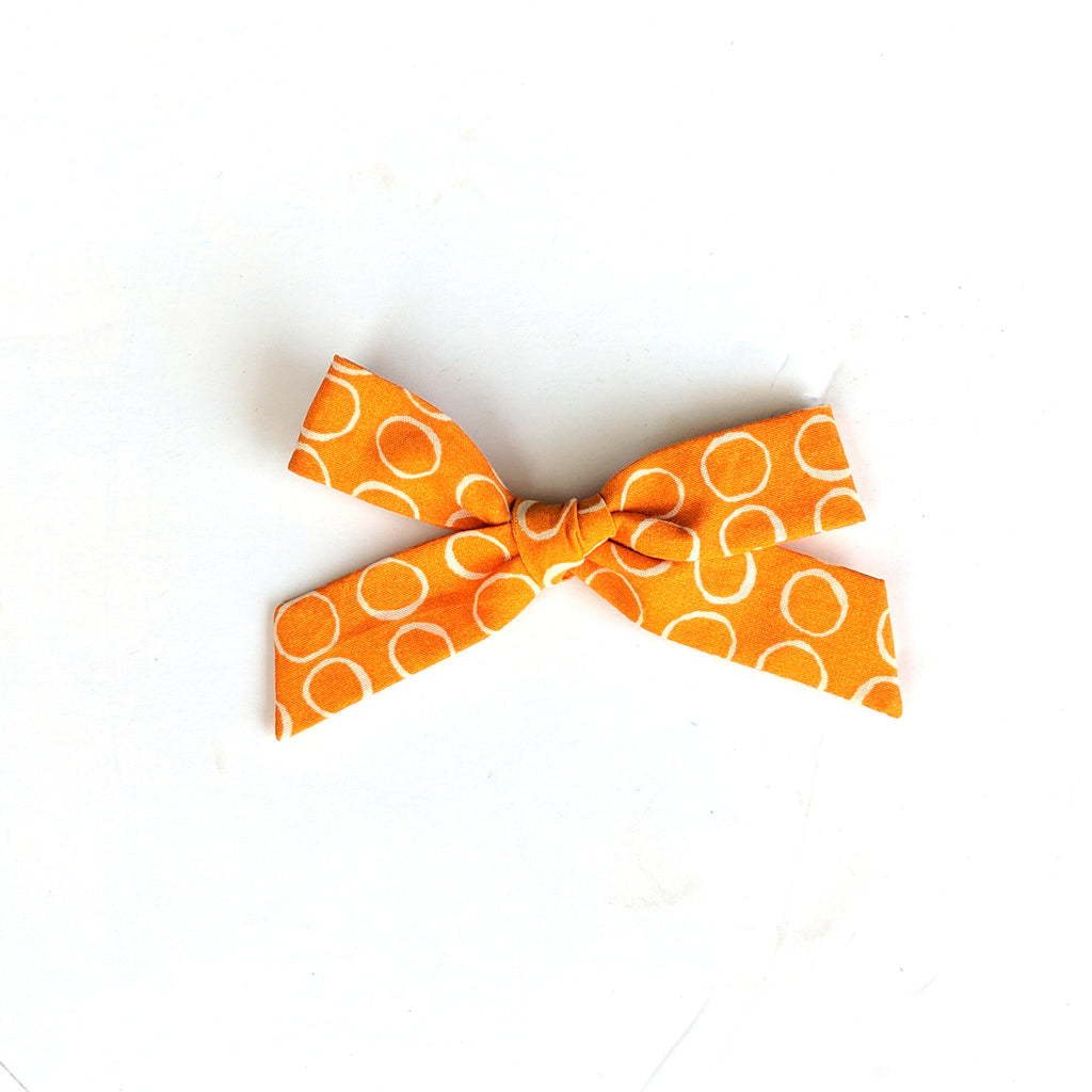 Orange O's :: Explorer Bow