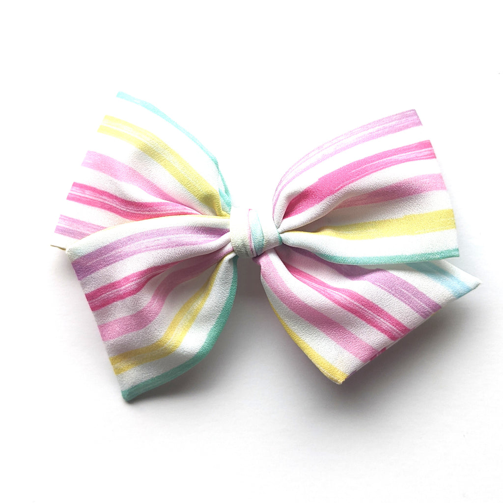 Painted Stripe :: Voyager Bow