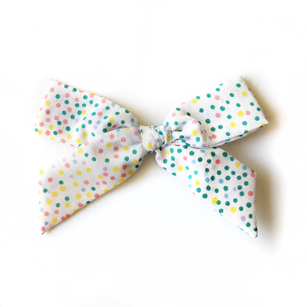 Party Dot :: Oversized Explorer Bow