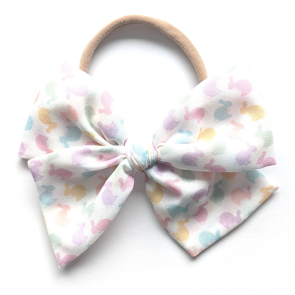 Pastel Bunnies :: Voyager Bow