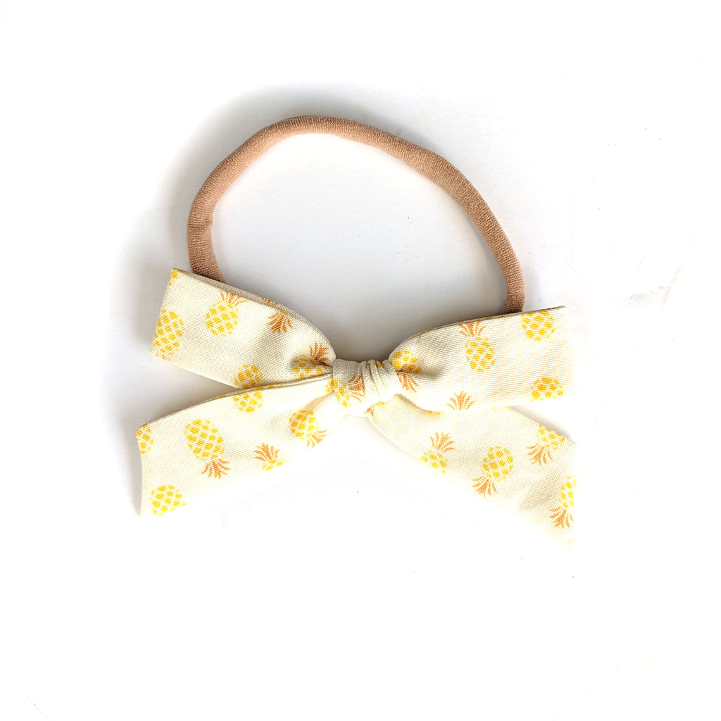 Mini Pineapples :: Explorer Bow