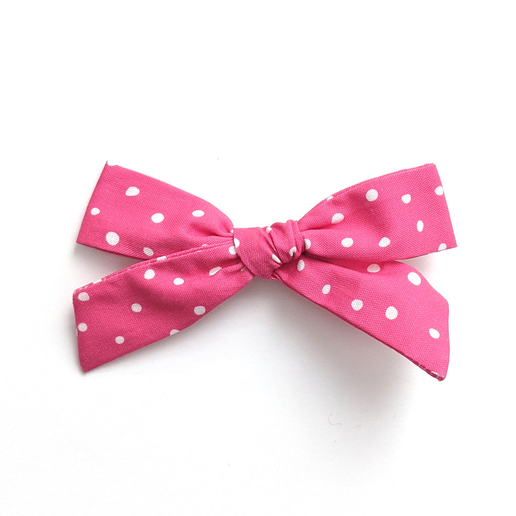 Pink Dot :: Explorer Bow