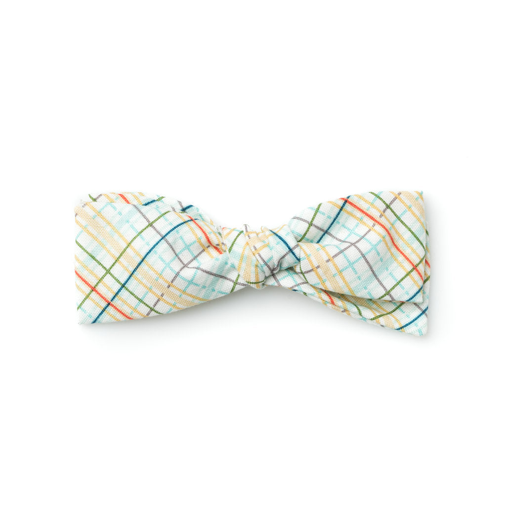 Plaid :: Bow Tie