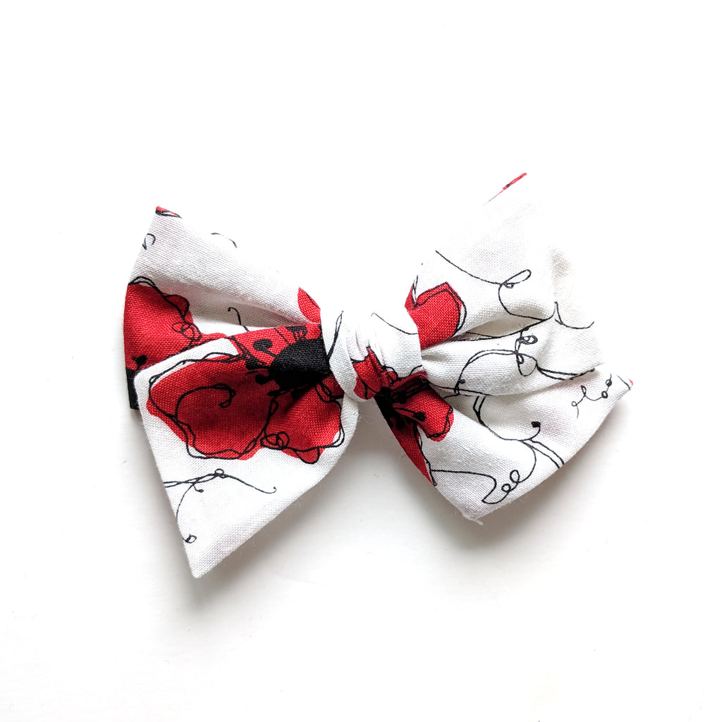 Poppies in July :: Voyager Bow