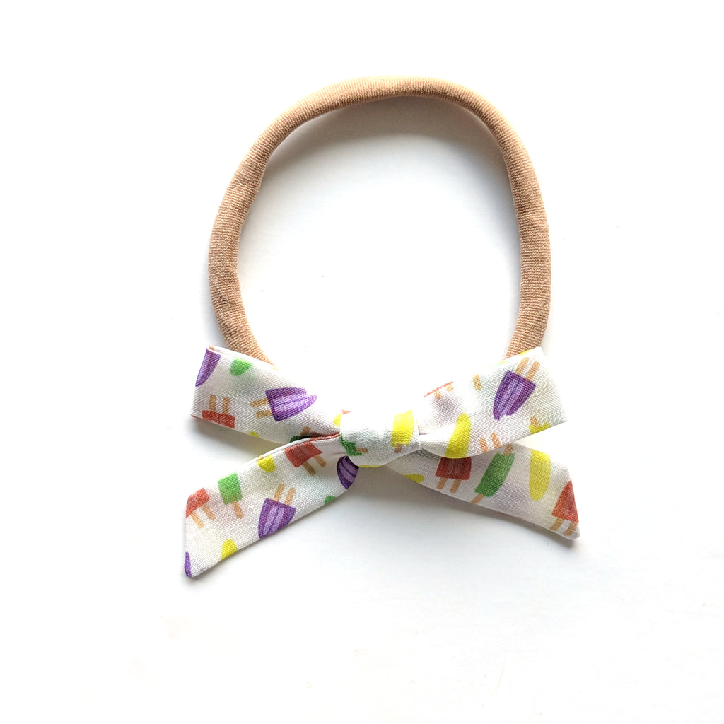 Summer Pops :: Mini Explorer Bow