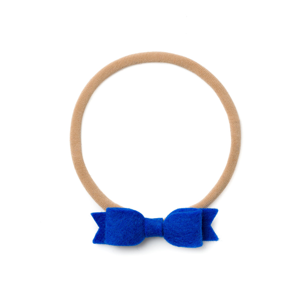 Mini Felt :: Royal Blue