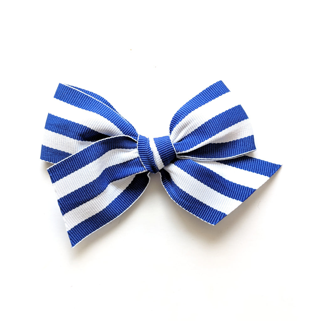 Royal Stripe :: Voyager Bow