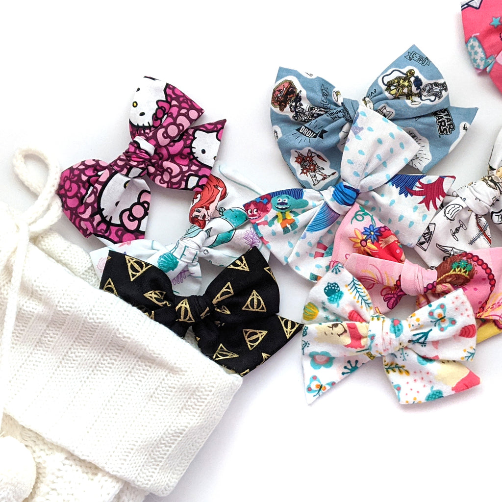 Stocking Stuffer :: Variety Bows