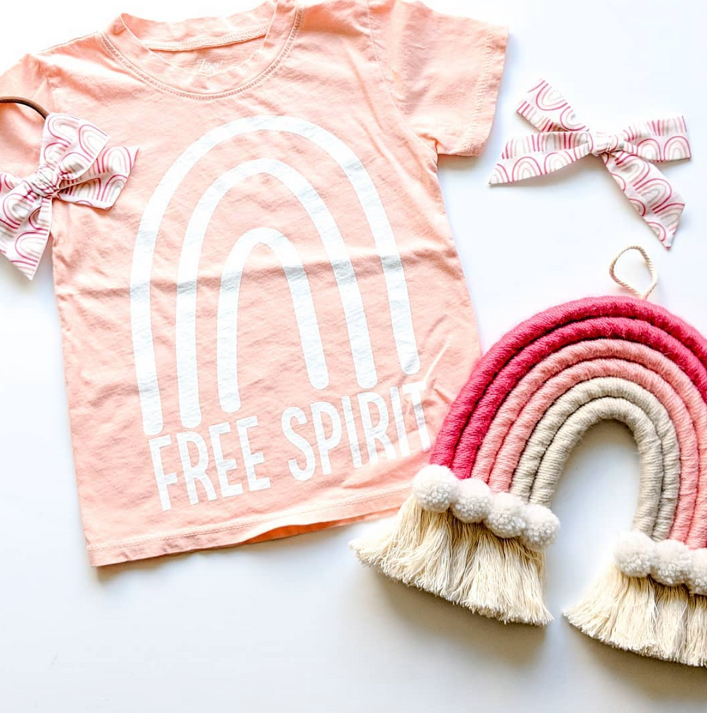 Free Spirit :: Kids Short Sleeve