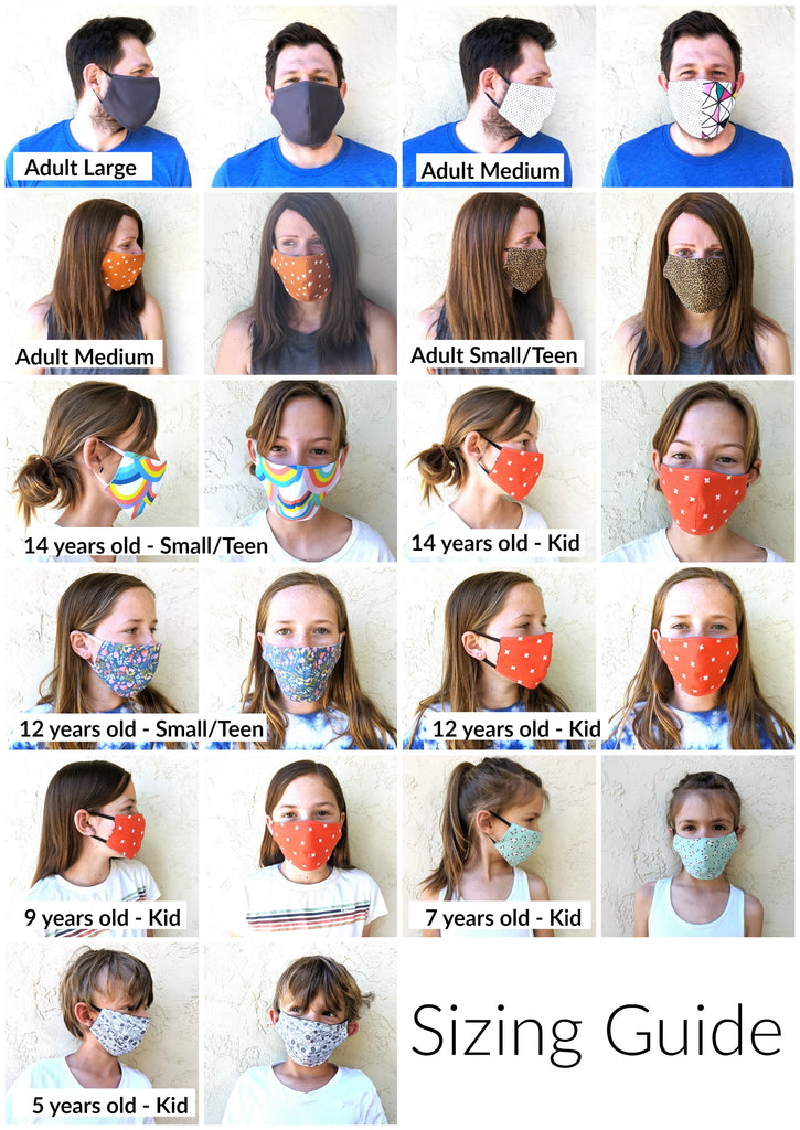 Over the Rainbow :: Face Mask