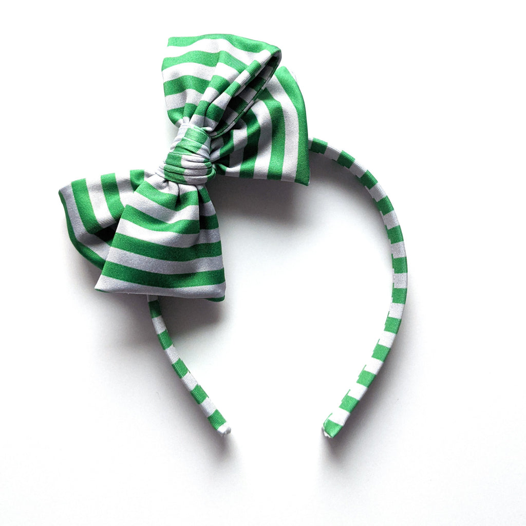 Slytherin :: Big Girl Headband