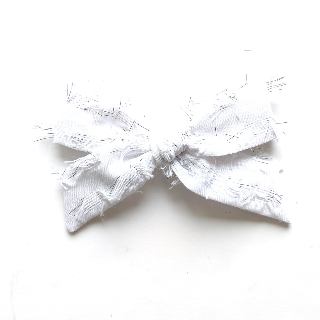 Sparkler :: Oversized Explorer Bow
