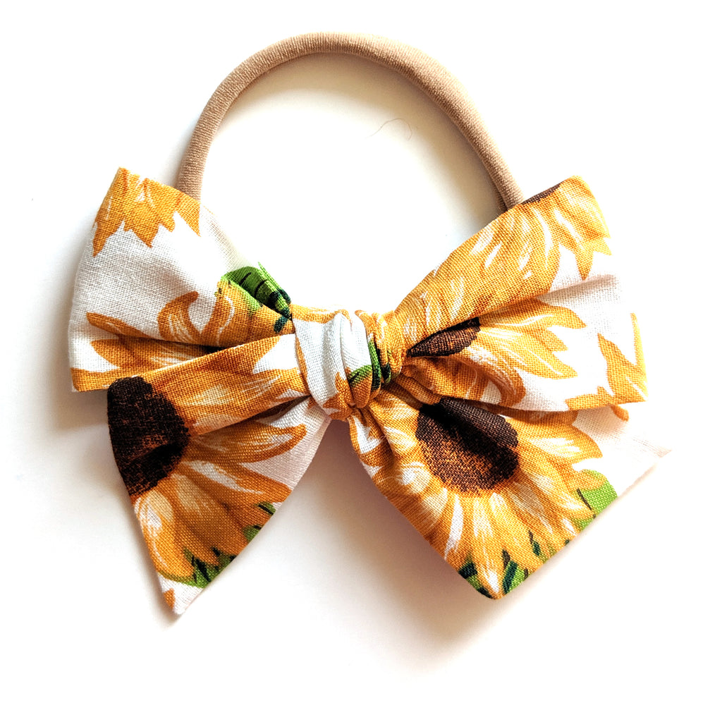 Sunflower :: Voyager Bow
