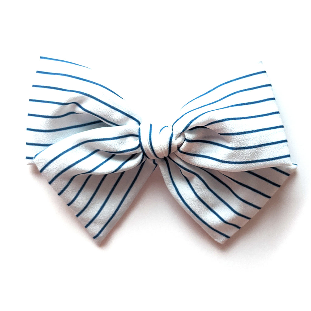 Blue Stripe :: Voyager Bow