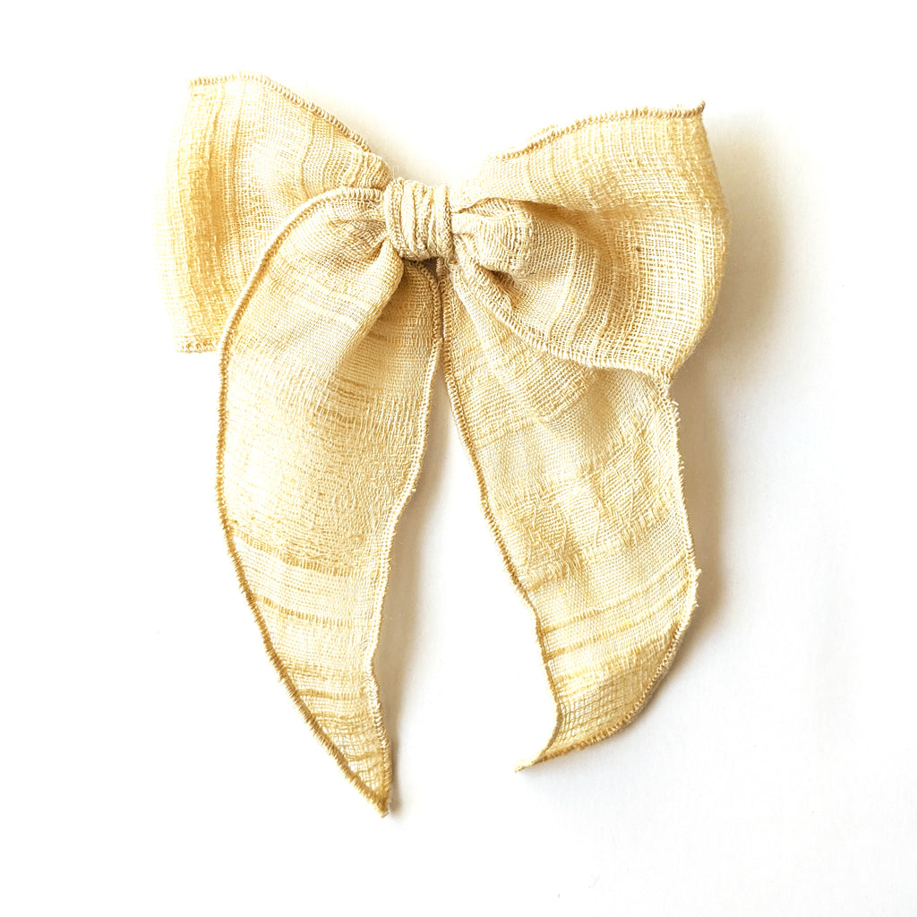 Vintage Cream Gauze :: Traveler
