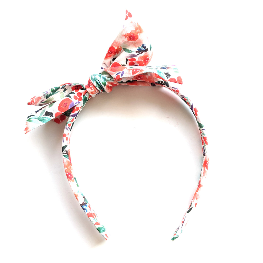 Winter Berry :: Big Girl Headband