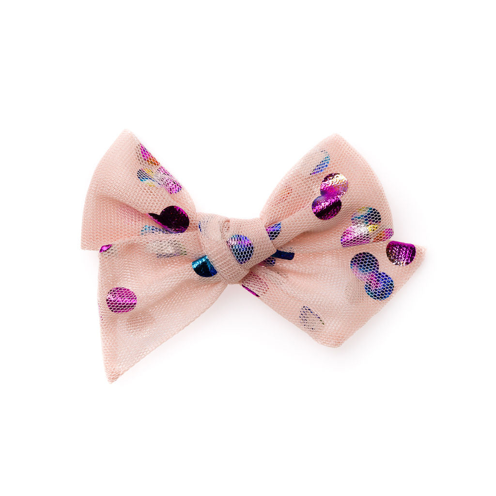 Confetti in Cream :: Voyager Bow