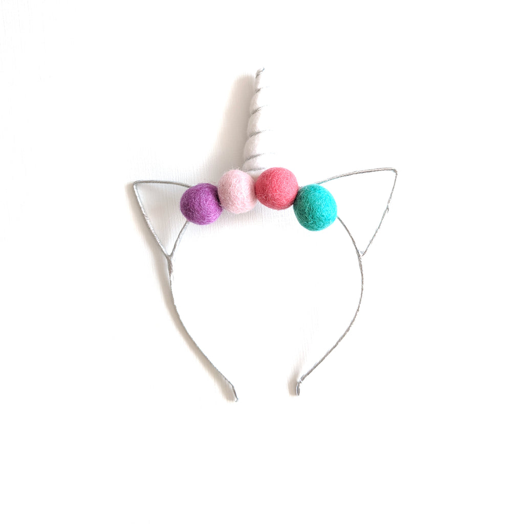Unicorn Vibes :: Big Girl Headband