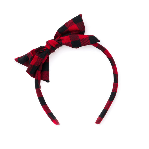 Lumberjack :: Big Girl Headband