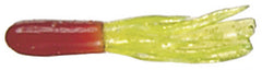 "1.5"" Specs - 15 Pack - Red / Chartreuse"