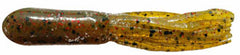 "2.75"" Bass & Walleye Teasers - 12 Pack - Watermelon Red Flake"
