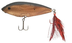 Barracuda Swim Bait - Golden Shiner