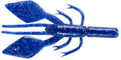 "4"" Diamond Craws - 5 Pack - Sapphire Blue"