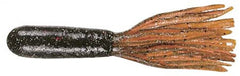 "4"" Flasher Tubes - 10 Pack - Orange Craw"
