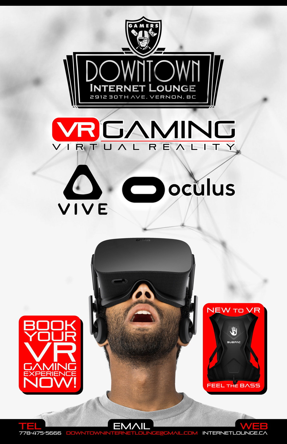 Experience Virtual Reality