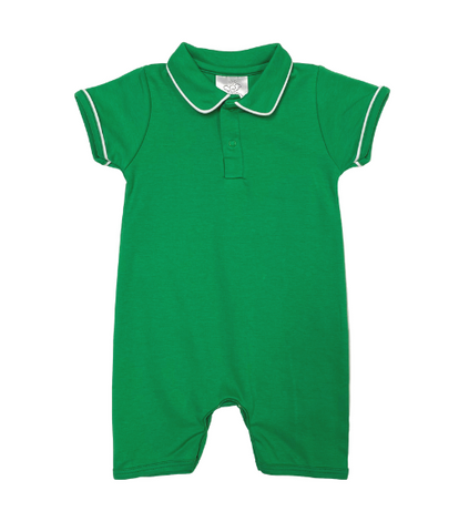 Bambinos Preston Playsuit- Green