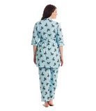 Bamboo Horses Women's Set
