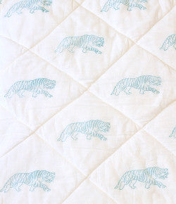 Kantik Full/Queen Quilt - Bengal