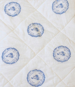 Kantik Full/Queen Quilt - Koi