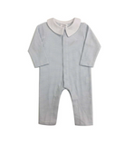 Bambinos Parker Playsuit - Blue Stripe
