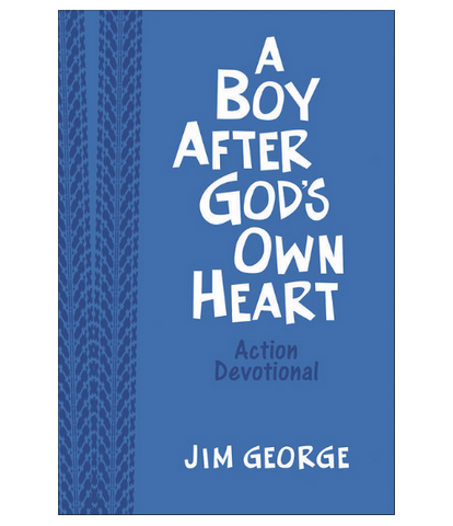Boy After God's Own Heart Devotional