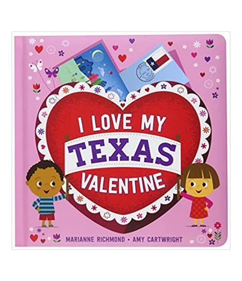 I Love My Texas Valentine