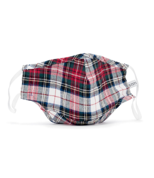 Tartan Face Covering
