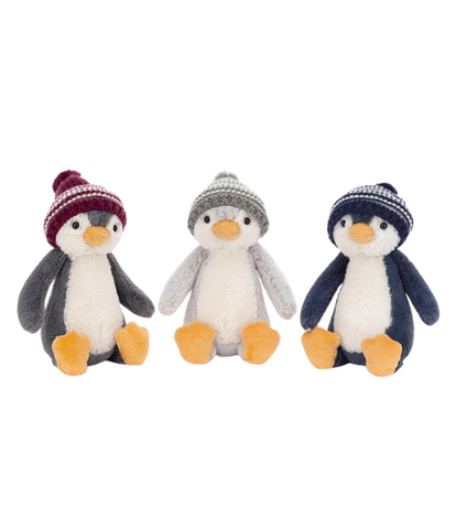 Bashful Bob Hat Penguin