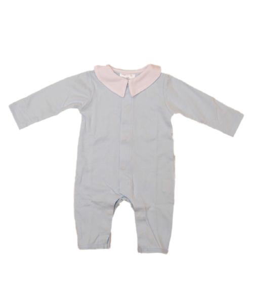 Bambinos Parker Playsuit - Light Blue