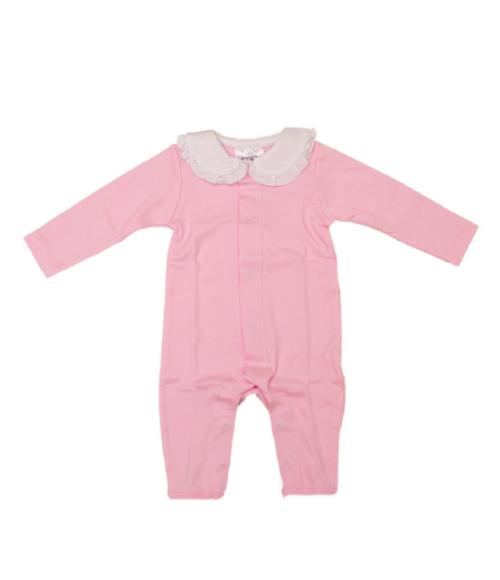 Bambinos Parker Playsuit - Light Pink