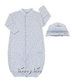 Hearts & Stars Converter Gown with Hat
