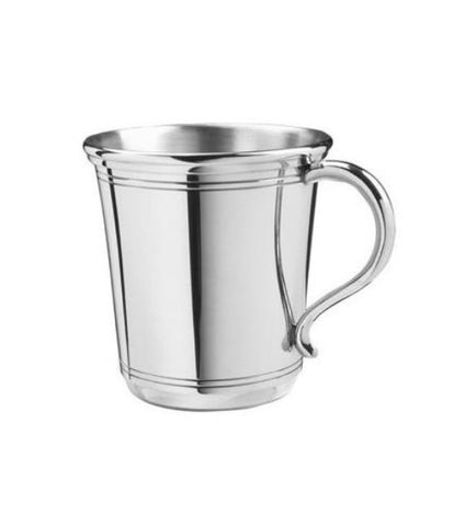Pewter Baby Cup - Campbell