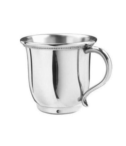 Pewter Baby Cup - Glenn
