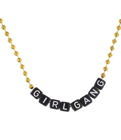 Run Like a Girl Necklace