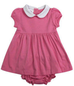 Bambinos Trinity Twirl Dress Set - Pink