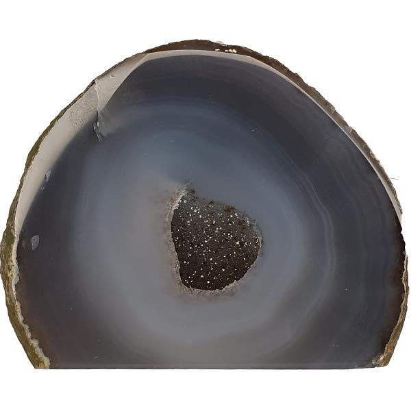 Agate Crystal Geode #06