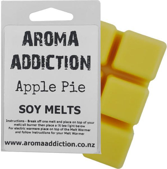 Apple Pie Scented Soy Melt Pack - Scented melts - Aroma Addiction- - 1