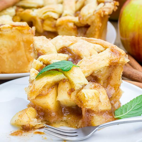 Apple Pie Soy Shot Pot Scented melts Aroma Addiction